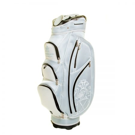 Side view of the Knight Cart Bag